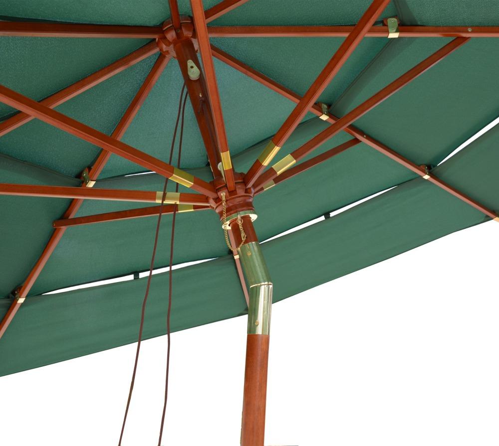 Схема устройства автоматического зонтика